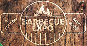 Flamagic allume feu à la barbecue Expo porte de la Villette