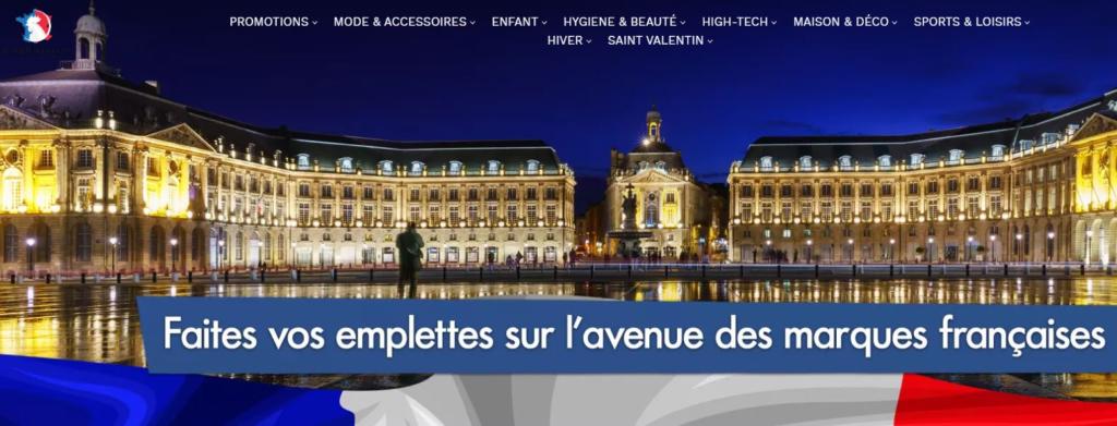 Flamagic est vendu sur coqelysée, marques françaises