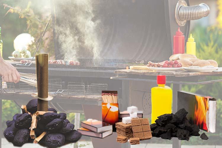 allume-feu barbecue