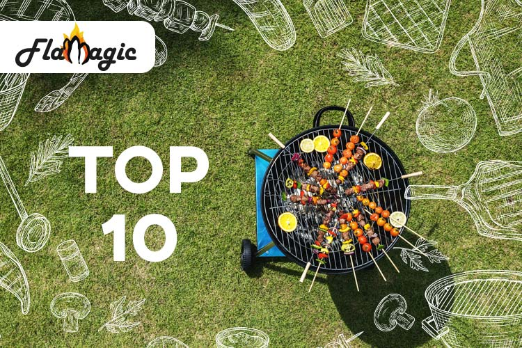 top 10 flamagic, allume-feu