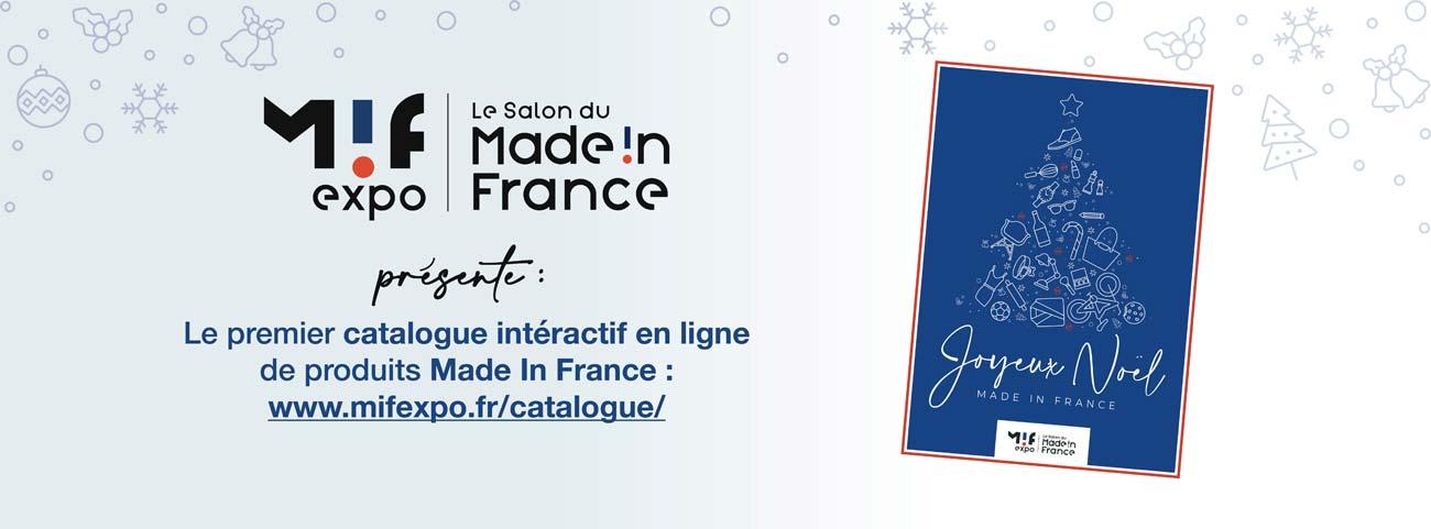 Flamagic dans le catalogue de Noël Made In France Expo