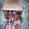 bois de fumage au barbecue pour fumoir écologique Flamagic