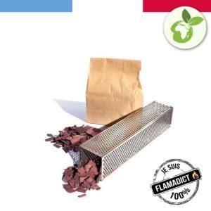 Kit de fumage pour barbecue fumoir et copeaux Flamagic