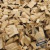 copeaux de bois d'amandier pour fumoir à chaud ou fumage à froid barbecue